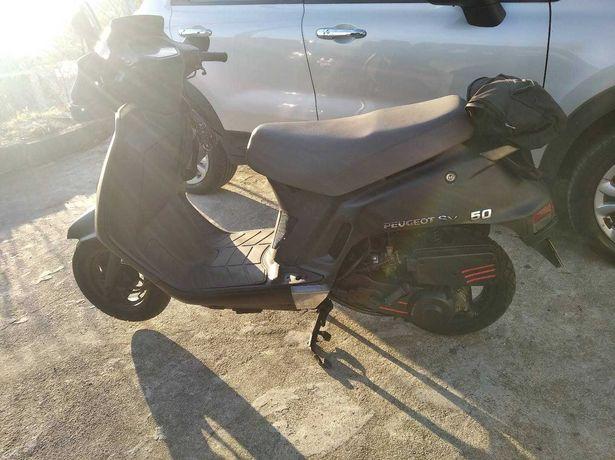 Vendo Peugeot scooter 50cc 1994