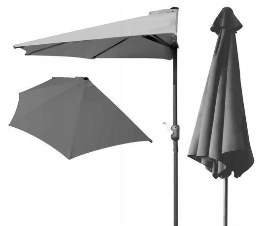 parasol przeciwsłoneczny półokrągły ogrodowy Nowy