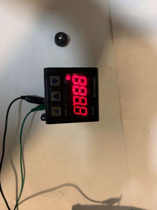 Controlador Electronico Temperatura Tecnologic THP48