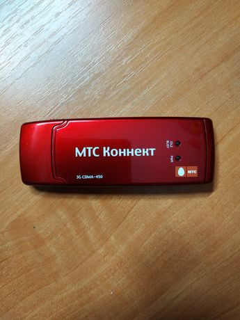 Модем МТС Коннект 3G CDMA_450 ADU_510A