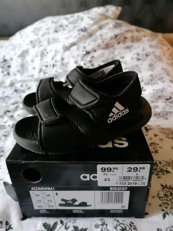 Sandały Adidas chłopiec