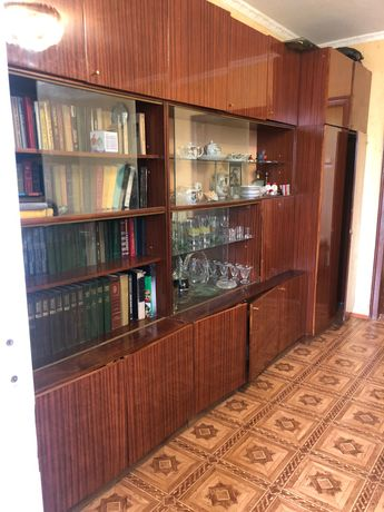 Шкафы, стенка, сервант мебель б/у в ассортименте