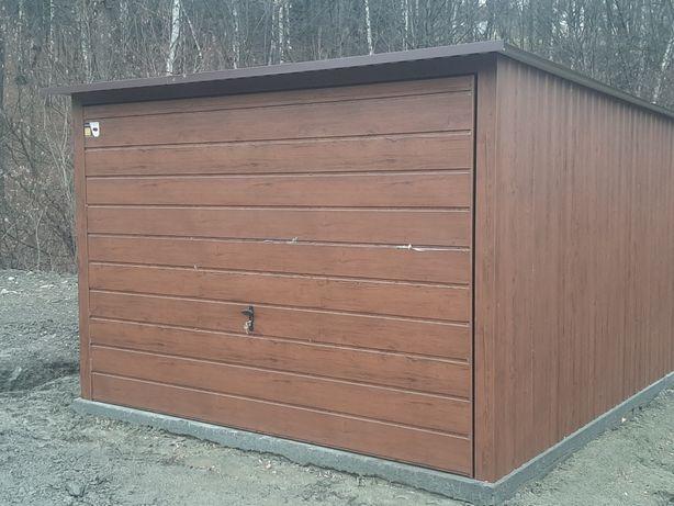 Garaże wiaty schowki