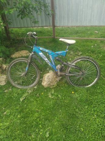 Продам велосипед під дороботку