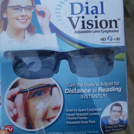 Супер Очки Dial Vision новые в упаковке
