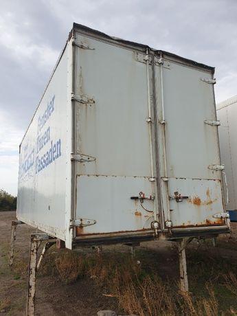 Будка БДФ фургон кузов 3 штуки продам