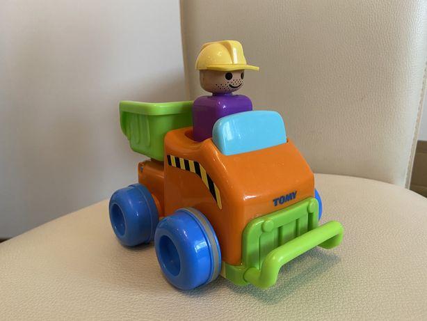 Машинка машина инерционная Tomy