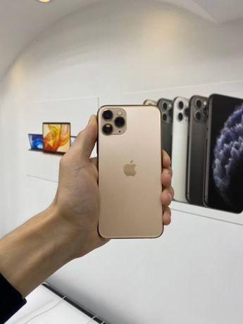 Iphone 11 Pro 256GB Gold Магазин/Рассрочка/Гарантия/Neverlock