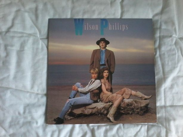 VINIL - Wilson Phillips (álbum) - LP