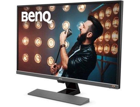 Monitor BENQ EW3270U (32'' - Ultra HD - VA - FreeSync)