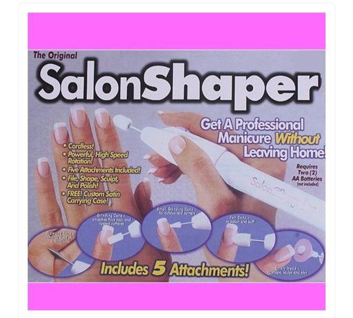 Набор Маникюрный Salon Shaper