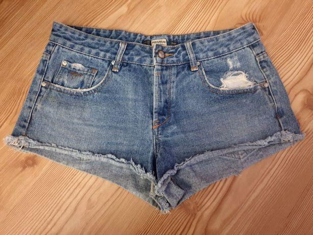 Szorty jeansowe damskie Pull&Bear 38