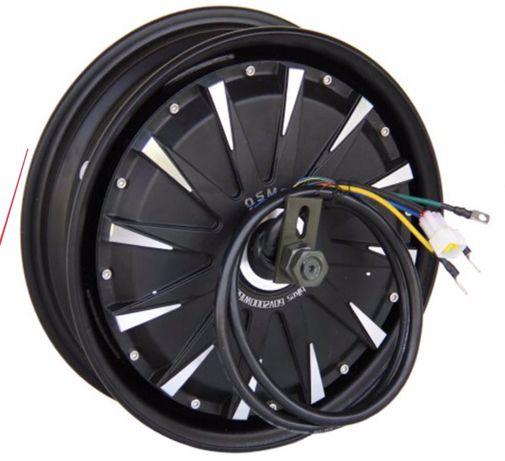 Мотор колесо скутерное 12 дюймов 2000w 60v QS motor