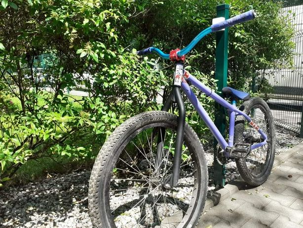 Rower dirt Ns suburban 24 /dartmoor/capital/cody/street