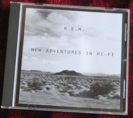 R . E . M . New Adventures In Hi-Fi/CD Nowa