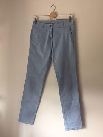 Błękitne/niebieskie spodnie Tatuum 34