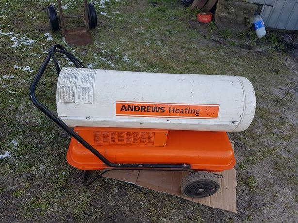 Nagrzewnica olejowa Andrews heating