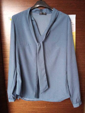 Koszula damska wiązana