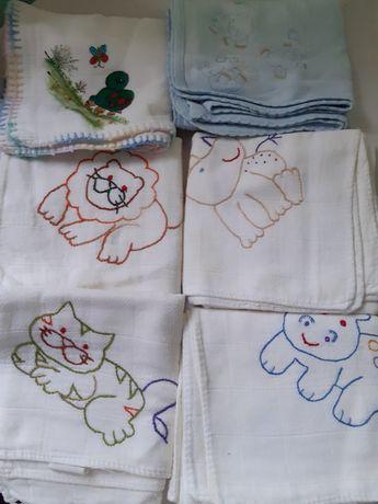 Fraldas de Pano 100% algodão