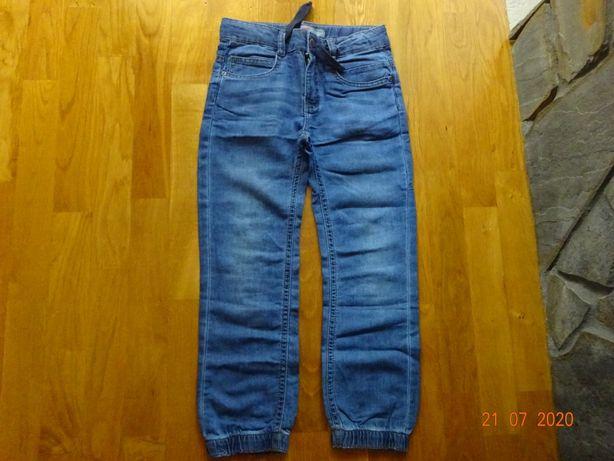 Spodnie Jeansowe Firmy KANZ Rozmiar 116