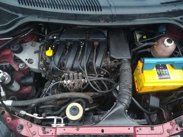 Renault Megane Scenic RX4 Кроссовер/Внедорожник/Джип 4х4 Рено Сценик