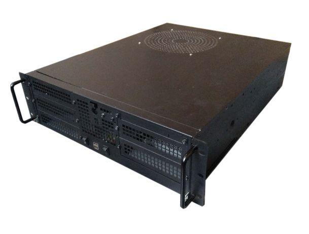 Caixa Rack vazia de servidor com fonte de 400W