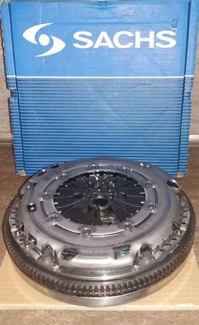 Комплект сцепления + демпфер Volkswagen Caddy VW T5 1.9 SACHS маховик