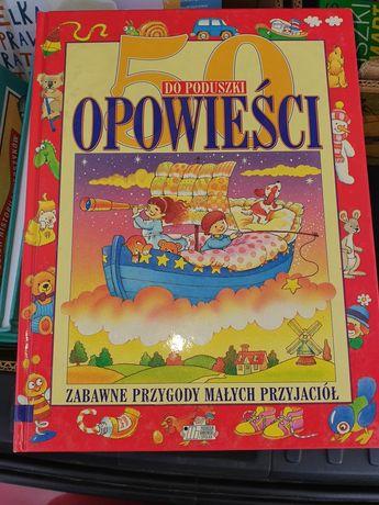 Książki dla dzieci opowieści na dobranoc