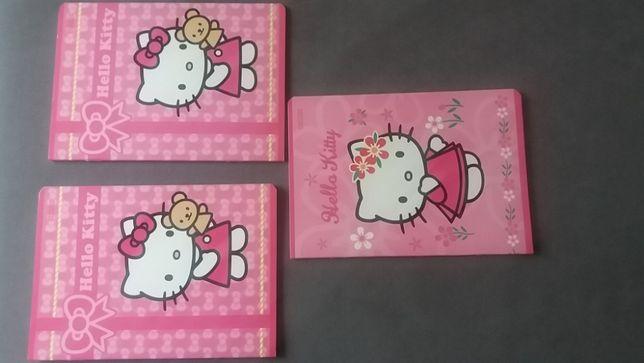Zeszyt Hello Kitty 32 kartki kratka linia NOWE
