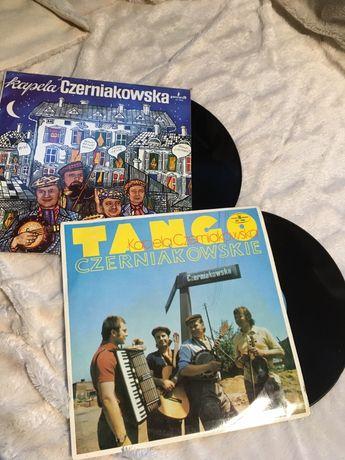 Płyty wintylowe kapela czerniakowska tango czerniakowskie