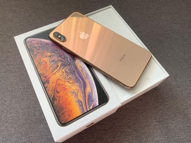 Идеальный iPhone x`s Max 64GB Neverlock Gold