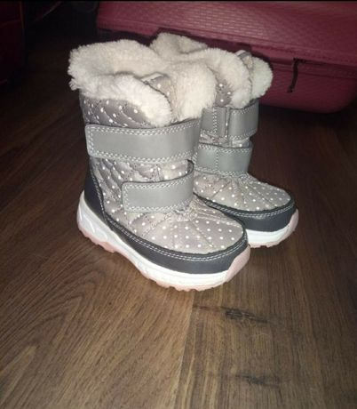 Ботинки зима Carter's