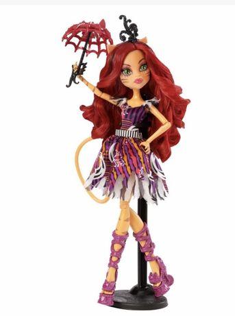 Кукла Monster High Торалей Страйп (Toralei Stripe) из серии Freak du C