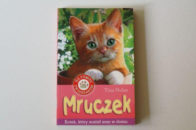 """""""Mruczek: Kotek, który został sam w domu"""""""