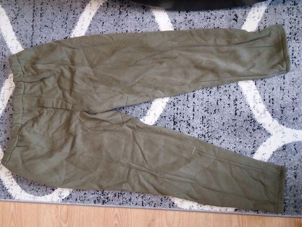 Ocieplacz wojskowy Khaki spodnie Mon Ferdki