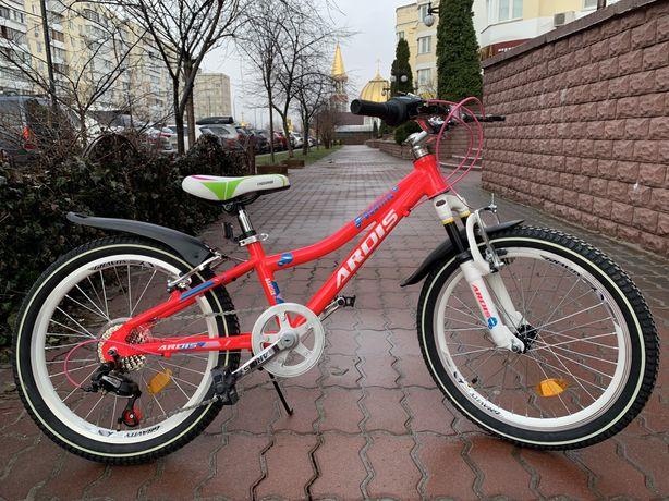 """Новый детский алюминиевый велосипед ARDIS Beatrise 20"""""""