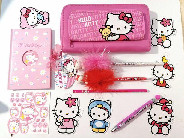 Material Escolar Hello Kitty Menina