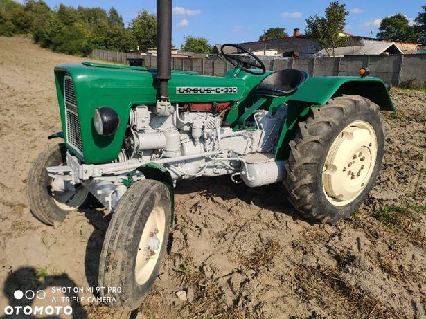 Ursus C328 C 328 C330 C 330 zarejestrowany, opłacony stan bdb  ciągnik traktor