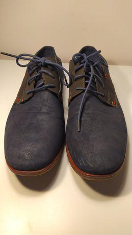 Buty wizytowe grantowe