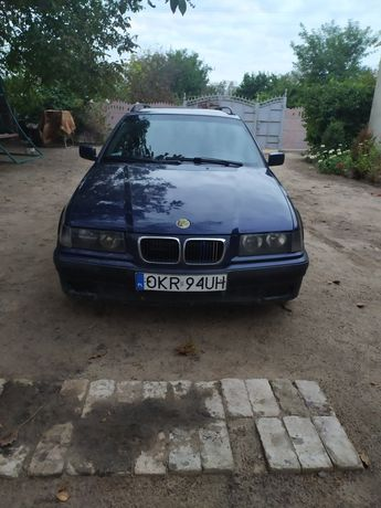 Продам BMW e 36 1.8 td