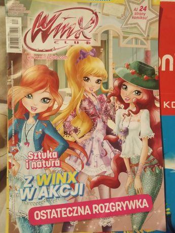 Winx Club magazyn