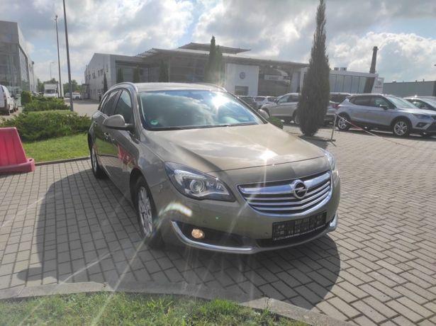 Opel Insignia 2.0CDTI 2014, Навігація, Тач пад, Шкіра, Ксенони