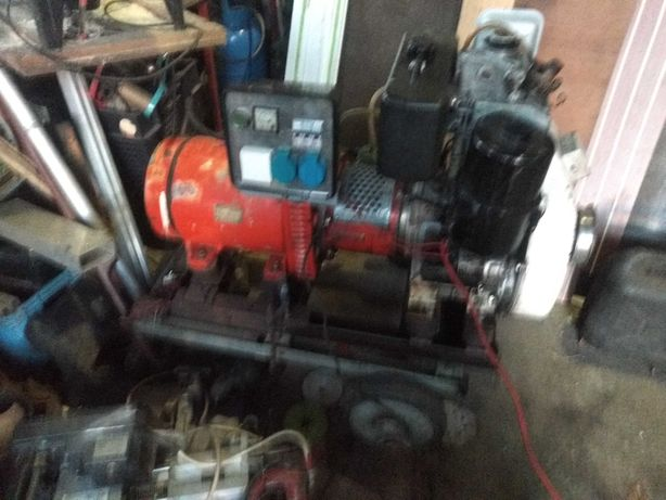 Agregat prądotwórczy 4kw diesel