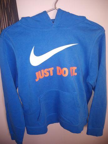 Bluza Nike z kapturem w dobrym stanie