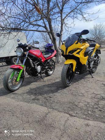 Продам два мотоцикла по выгодной цене