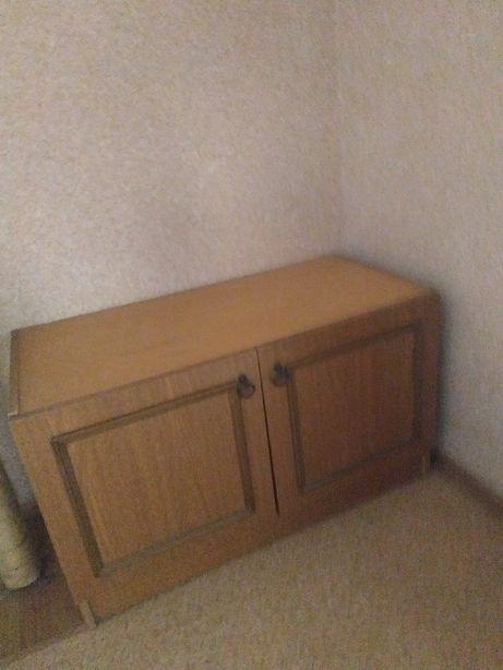 Тумба от мебельной стенки (2 шт)