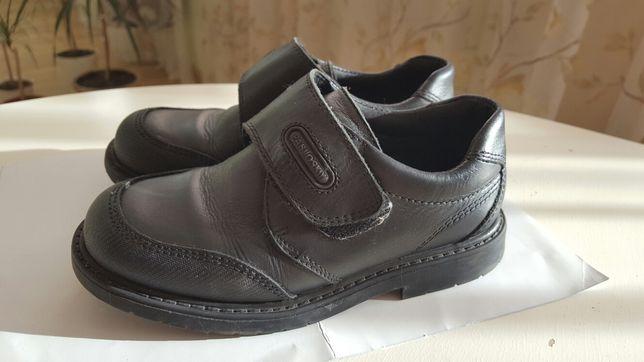 Кожаные туфли на мальчика,размер 30 производство Испания PABLOSKY