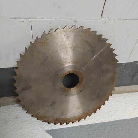 Frez tarczowo piłkowy do metalu HSS Globus NFTe 250x4 48 zębów