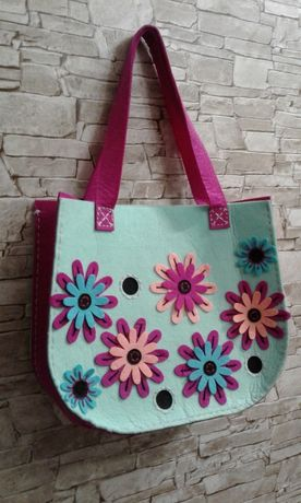 Яркая сумка, торба 165 грн