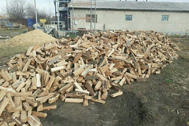 Продажа дров!  Сухие Акация, Берёза, Дуб.